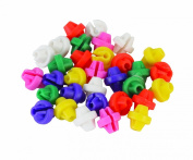 Raleigh Spoke Decoration Beads - Multicoloured