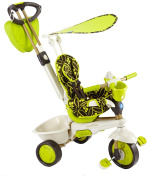 Smart Trike Dream 159-0800 Tricycle with Touch Steering Green / Black