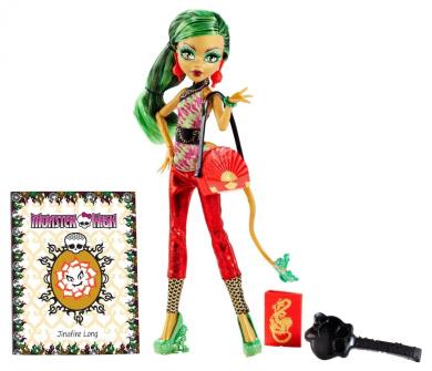 Monster High Scare-Mester Jinafire Doll