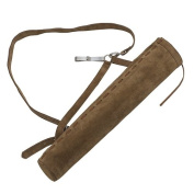 Traditional Dual Side & Back Quiver Suede Right/Left Hand