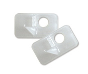 Replacement Stick on Plastic Archery Arrow Rests x 2