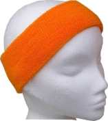 Just 4 Fun Leisurewear Sweatband Headband One size