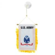 U.S. Army Mini Window Banner