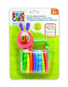 Kids Preferred Eric Carle Caterpillar Teether Links
