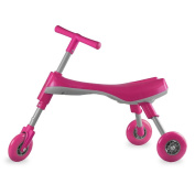 Fly Bike Foldable Indoor/Outdoor Toddlers Glide Tricycle - No Assembly Required