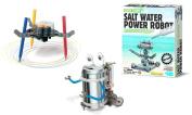 4M Salt Water Powered Robot Kit with Doodling and Tin Can Robots