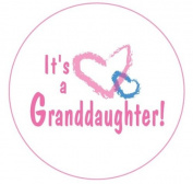 New Grandparents Baby Announcement Buttons - Grandma, Grandpa, Mimi, Nana, Papa