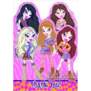 Bratz 'Fashion Fierce' Thank You Notes w/ Envelopes