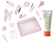 Summer Infant Complete Nursery Care Kit with BONUS Fluoride Free Strawberry Flavoured Toothpaste