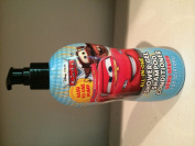 Disney Pixar Cars All-in-one Shower Gel Shampoo and Conditioner