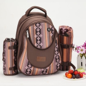 Multifunctional Shoulder Backpack Mummy Bag Waterproof Baby Nappy Bag with Changing Mat Nappy Bags Care