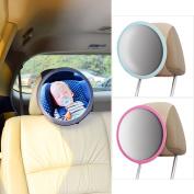 TFY See-My-Baby Rear Facing Car Seat Safety Mirror-Black