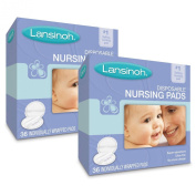 Lansinoh Ultra Soft Disposable Nursing Pads, 4/36 ct