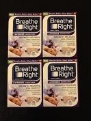 (104 Strips) NEW Breathe Right Nasal Strips : LAVENDER SCENTED Strips - Calming Lavender Fragrance