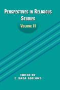 Perspectives in Religious Studies