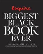 Esquire the Biggest Black Book Ever