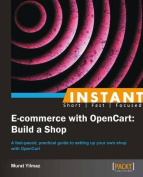 Instant E-Commerce with Opencart