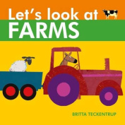 Let's Look at Farms [Board Book]