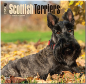 Scottish Terriers 2015 Wall