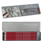 Cretacolor Cleos Fine Art Graphite Pencil Set