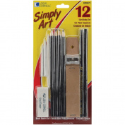Loew Cornell 1021077 Simply Art Sketching Set