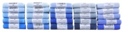 Mount Vision Pastel Company 25-Piece Blue Set