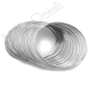 Memory Wire Large Bracelet Coil Staineless Steel 42243