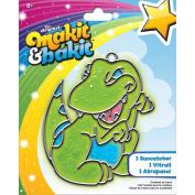 Makit and Bakit Suncatcher Kit, T-Rex
