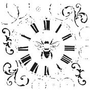 Crafter's Workshop Template 30cm x 30cm -Bee On Time