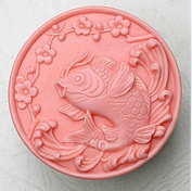 Longzang Mermaid S0228 Craft Art Silicone Soap mould Craft Moulds DIY Handmade soap moulds