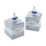Kate Aspen Baby On Board! Pop-Up Sailboat Favour Box