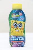 Spongebob Squarepants Gentle Formula Mango Tango Bubble Bath 590ml
