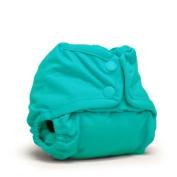 Rumparooz Newborn Cloth Nappy Cover Snap, Peacock