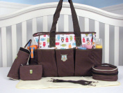 Soho Soren the Owl 6 in 1 Deluxe Nappy Bag.