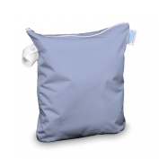 Thirsties Wet Nappy Bag, Storm Cloud