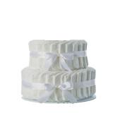 New Baby White Cake