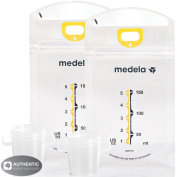 Medela Pump & Save Breastmilk Bags - 50 Pack