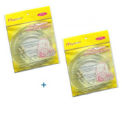 Two Pack BPA Free Replacement Tubing for Medela Pump in Style and New Pump in Style Advanced Breast Pump