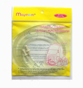One Pack BPA Free Replacement Tubing for Medela Pump in Style and New Pump in Style Advanced Breast Pump