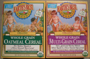 Earth's Best Organic Whole Grain Oatmeal & Multi-grain Cereal