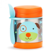 Skip Hop Zoo Insulated Food Jar, Dog