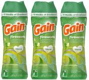 Gain Fireworks In Wash Scent Booster, Original, 390ml