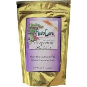 Organic Postpartum Sitz Bath - Helps Heal and Soothe the Perineal Area After Birth