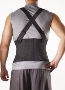 Corflex Men's Industrial Back Support Belt for Heavy Lifting-M
