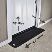 EZEdge Transition Threshold Ramp For a Door Sill, 2.2cm Rise, Various Sizes