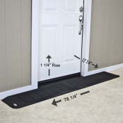 EZEdge Transition Threshold Ramp For a Door Sill, 3.2cm Rise, Various Sizes