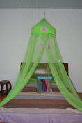 Butterfly Bed Canopy Mosquito Net for All Size Bed, Room Decoration, Party Events