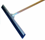 MARSHALLTOWN The Premier Line RED700245 90cm Straight Blade Squeegee with 150cm Wood Handle
