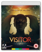 The Visitor [Region B] [Blu-ray]