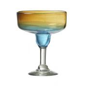 Global Amici 7MCR723S4R Monterey Margarita Glass, 440ml, Set of 4